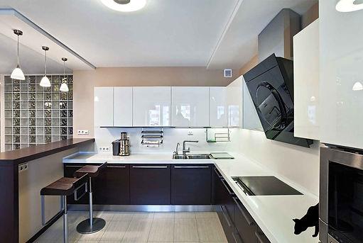 Дизайн 2-х комнатных квартир в Красногорске