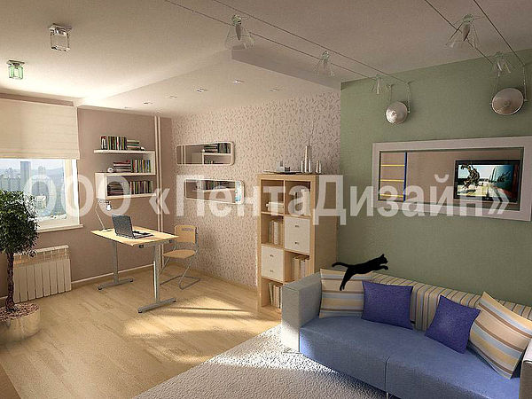 Ремонт 4-х комнатных квартир на ул Верхние поля