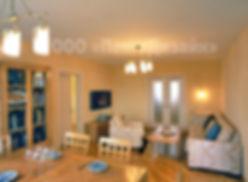 Перепланировка 4-х комнатных квартир в домах серии П44