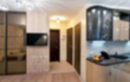 Дизайн-ремонт 2-х комнатных квартир
