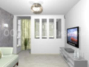 Дизайн квартир в домах серии КОПЭ