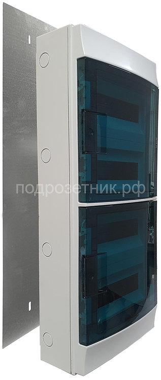 Металлическая подложка для накладного щита ABB Mistral65 48М