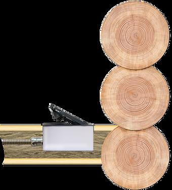 Монтаж электро люка в деревянное перекрытие