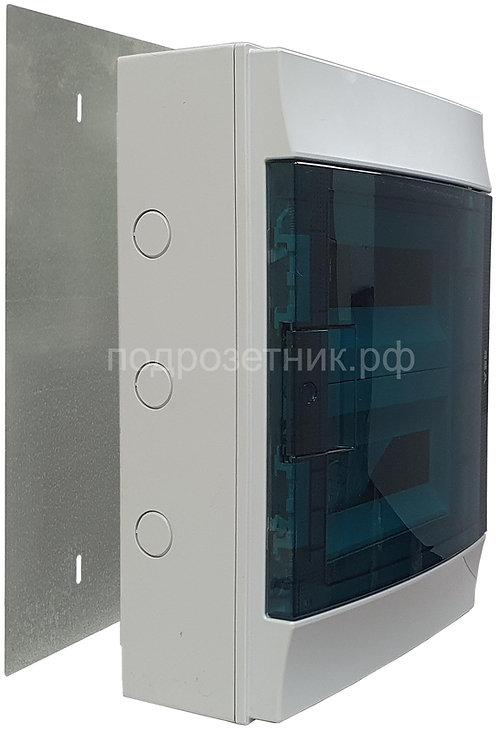 Металлическая подложка для накладного щита ABB Mistral65 24М