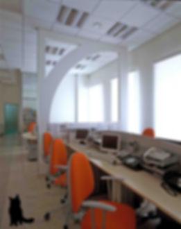 Дизайн-проект офиса 400 м2