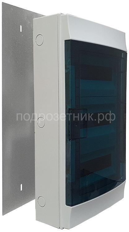 Металлическая подложка для накладного щита ABB Mistral65 36М