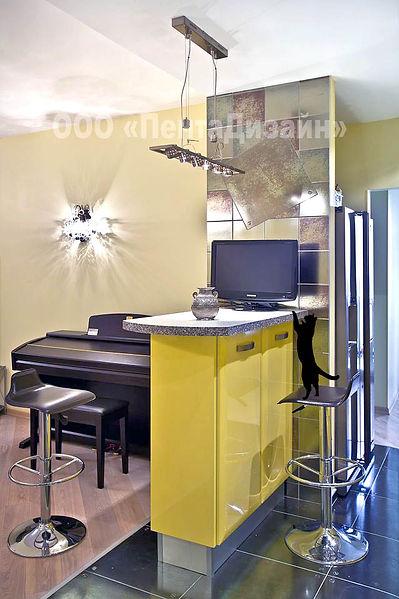 Дизайн 3-х комнатных квартир