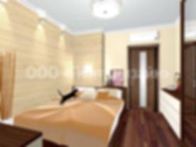 Перепланировка 3-х комнатных квартир