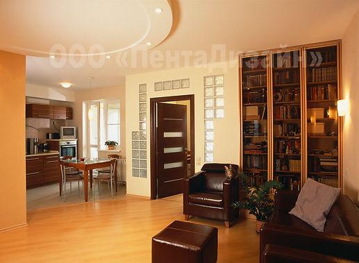 Дизайн-ремонт 2-х комнатной квартиры