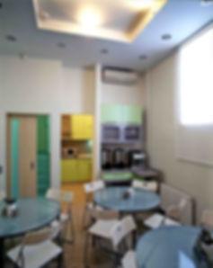 Дизайн-проект зоны отдыха офиса