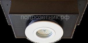 Скрытый корпус светильника для деревянного дома | корпус светильника для деревянного дома | точечный светильник для деревянного дома | установка точечных светильников в деревянном доме