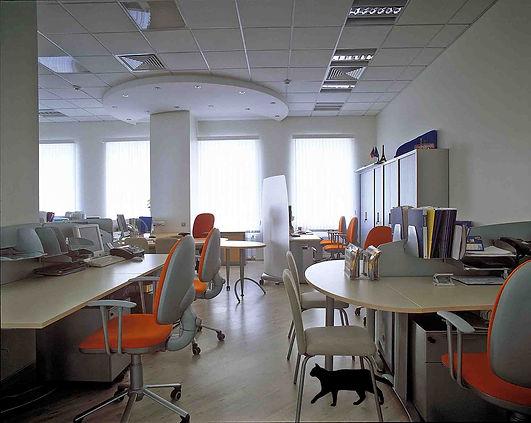 Дизайн проект офиса от 400 м2. Ремонт офиса 400 м2. Дизайн проект офиса на 60 человек
