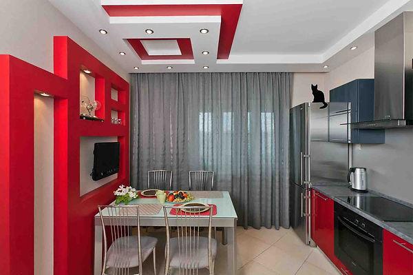 Дизайн и воплощение 2-х комнатные квартиры