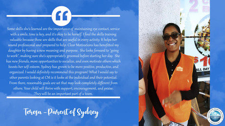 Parent of Sydney