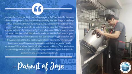 Parent of Jose