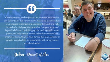 Parent of Alec
