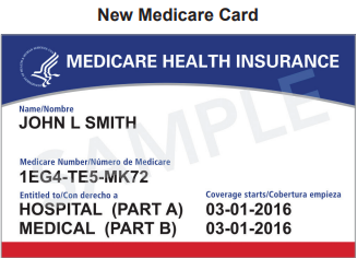 Ready for new Medicare cards?
