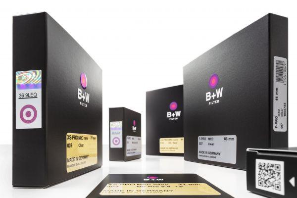 B+W Packaging