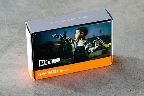 Blaster Creative Kit – 35mm Slides
