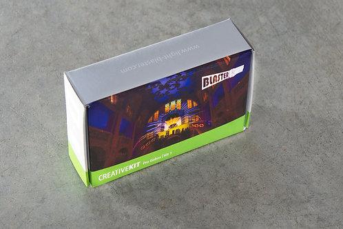 Blaster Creative Kit – Pro Gobo Set 1