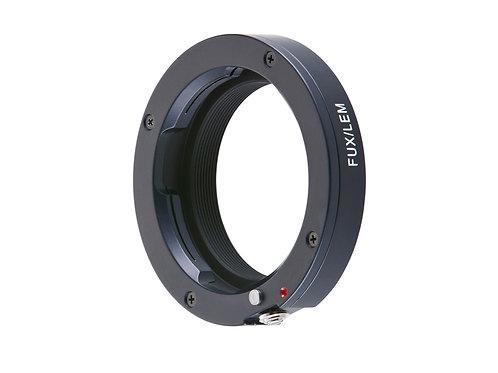 FUX/LEM - Leica M Lenses to Fuji X Cameras