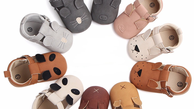 Cute Baby Soft Moccasins Shoe