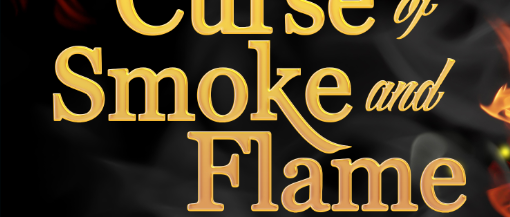A Curse of Smoke and Flame (The Firelighters Book Two) by Jennifer L Rothwell