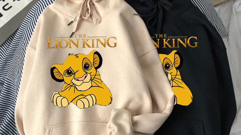 Disney Oversize Hoodie The Lion King