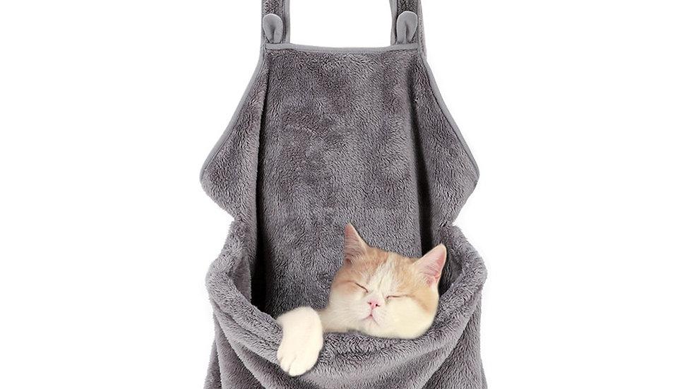 Multiple Function Cat Carrier Bag Soft Comfortable Sleeping Bag Apron