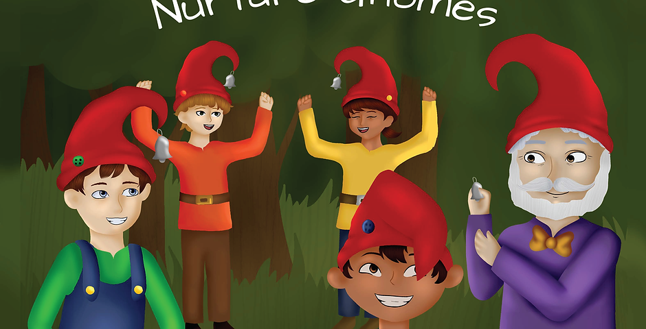 Tinker Snickels and the Nurture Gnomes by Susan Harvey