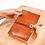 Thumbnail: Grow Through Quote Leather Journal - 8x6 Size