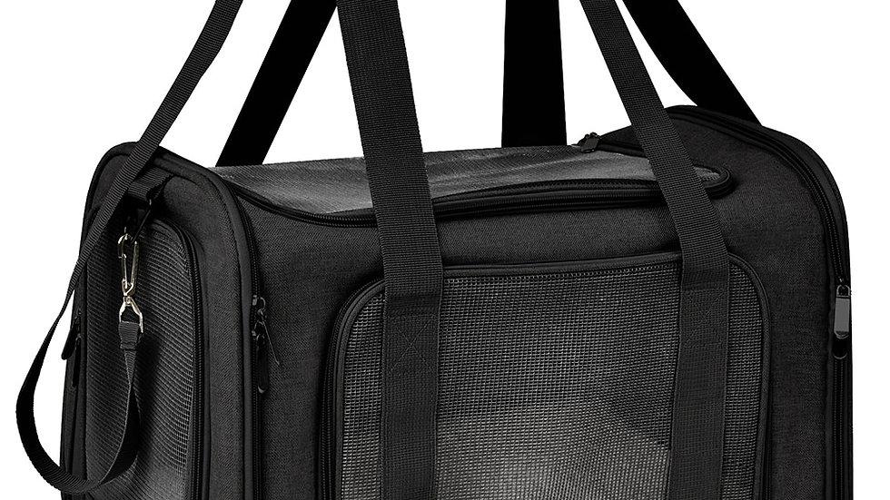 Cat Carrier Breathable Travel Airline Approved Transport Bag