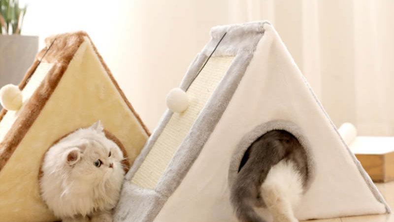 Cats Climbing Frame Scratching Post