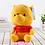 Thumbnail: Disney Plush Animal Winnie the Pooh Piglet TiggerToy