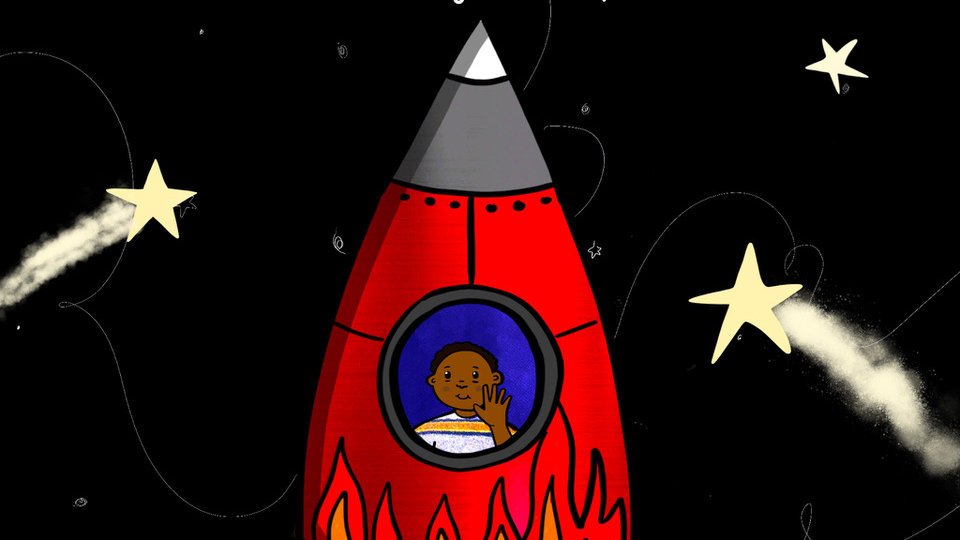 Arlo the Astronaut by Neil Pettifer