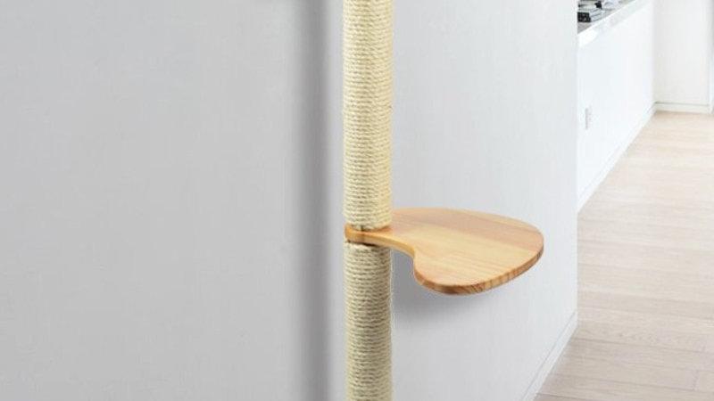 Cat Scratch Board Toy Sisal Post Climbing Tree