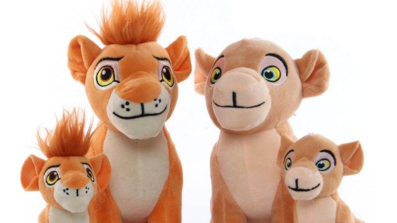 Disney 13/23cm the Lion King Cartoon Stuffed Animals Plush Toy