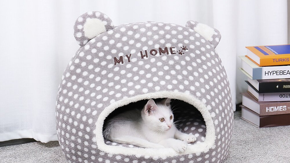Cat Thick Warm Bed