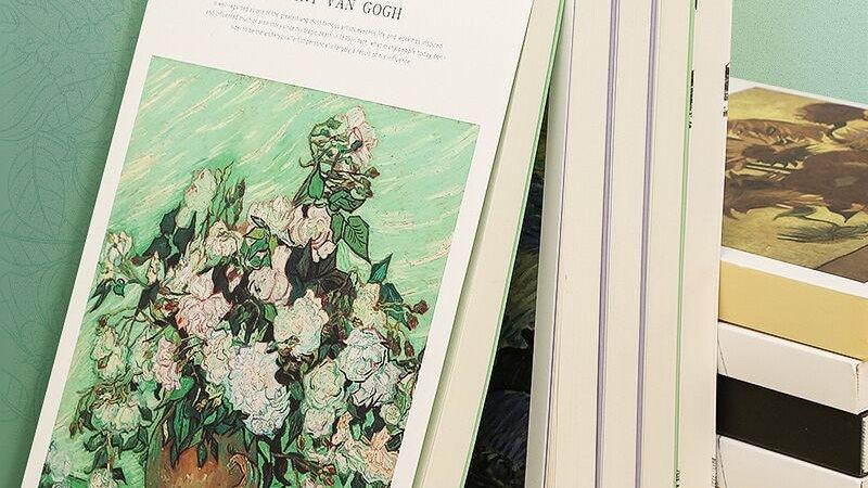 120 Sheets Thicken Beige Paper Sketch Book