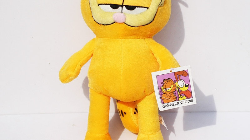 30cm Lovely Movie Cartoon Garfield Cat Soft Stuffed Plush Toys Doll