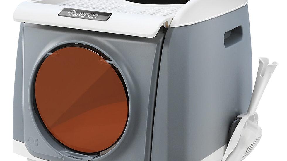 Dadypet Cat Litter Box Lid Splash-Proof Fully Enclosed