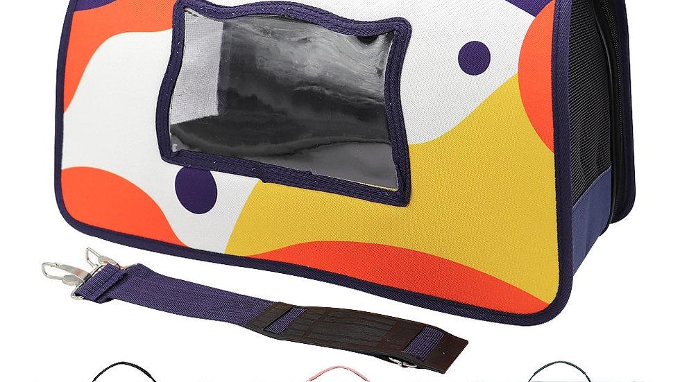 Portable Pet Cat Backpack Bag Carrier Breathable