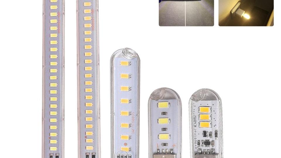 Mini Portable USB LED Book Light DC5V Ultra Bright