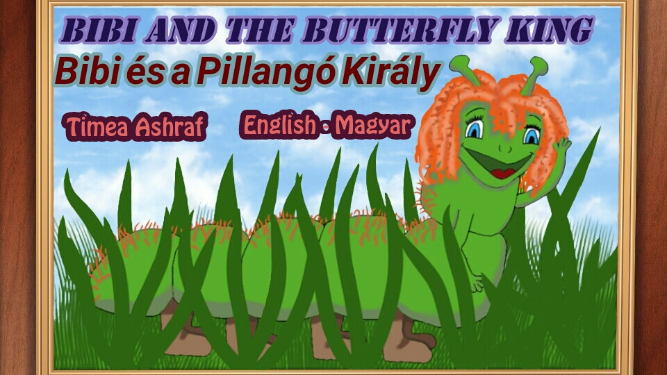 Bibi and the Butterfly King