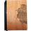 Thumbnail: Wooden Journal / Planner | Yoga Mandala Inlay