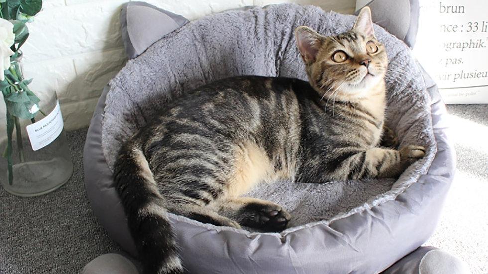 Soft Cat Bed Cotton