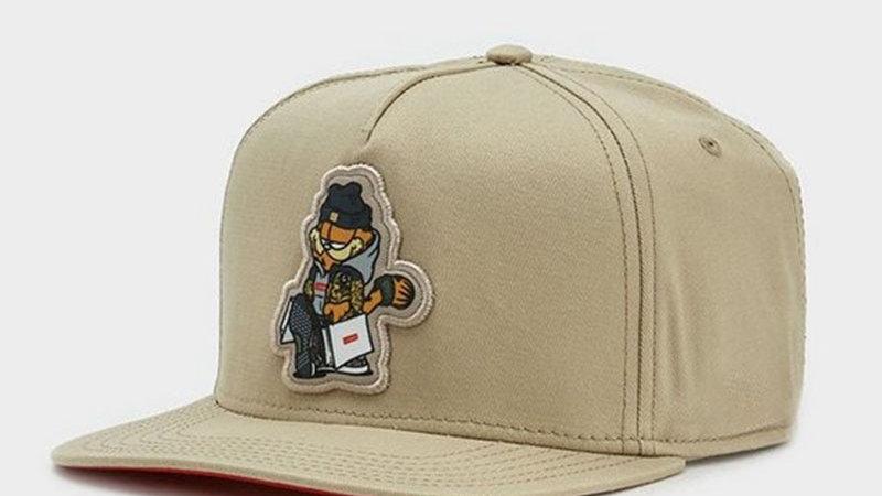 PANGKB Brand GARFIELD HYPED CAP Cartoon Snapback Hat