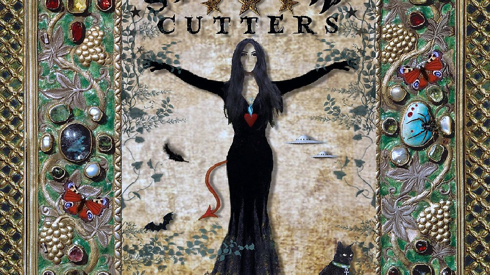 The Shadow Cutters (The Witch and Jet Splinters Book 2) by Elijah Barns