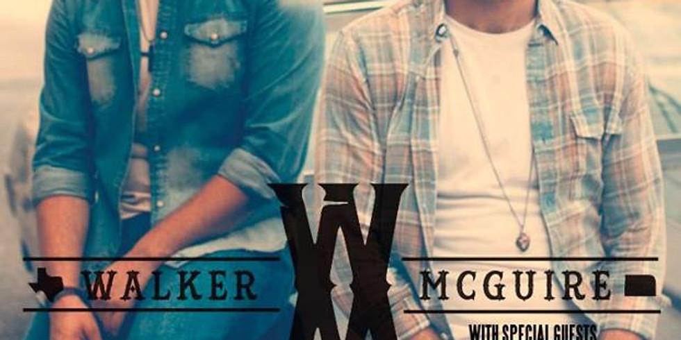 Walker Maguire w/ Drew Baldridge
