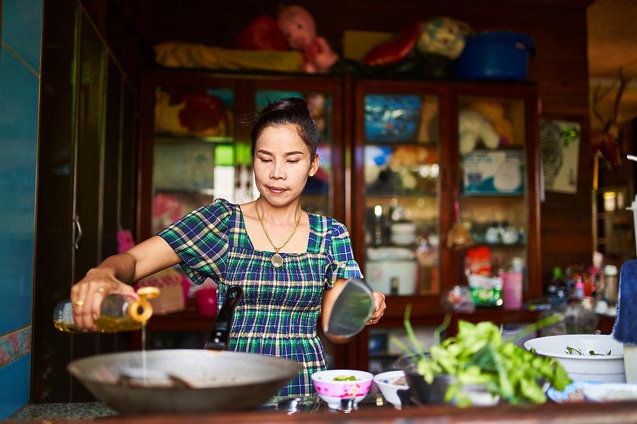 plats sautés au wok